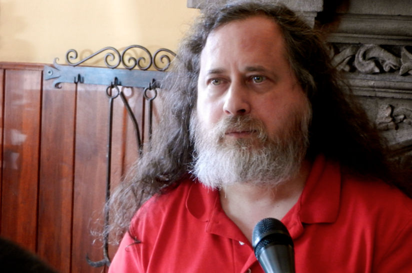 Richard stallman quito