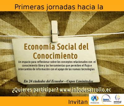 Infodesarrollo workshops ecuador economia social