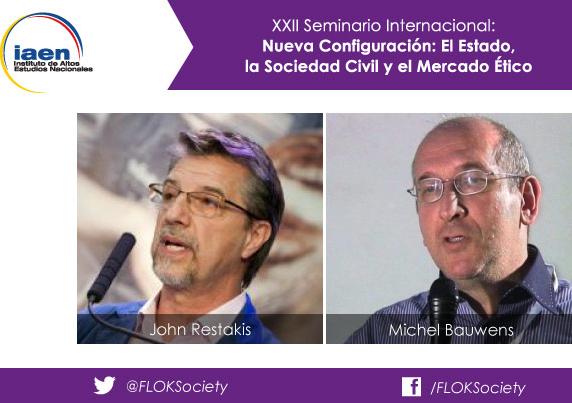 <!--:es-->FLOK Society participará en seminario El Estado, la Sociedad Civil y el Mercado Ético<!--:-->