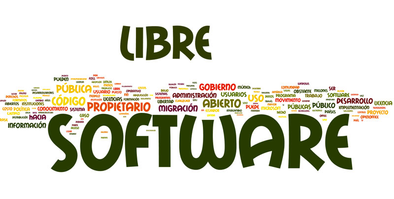 Visualizando el software libre
