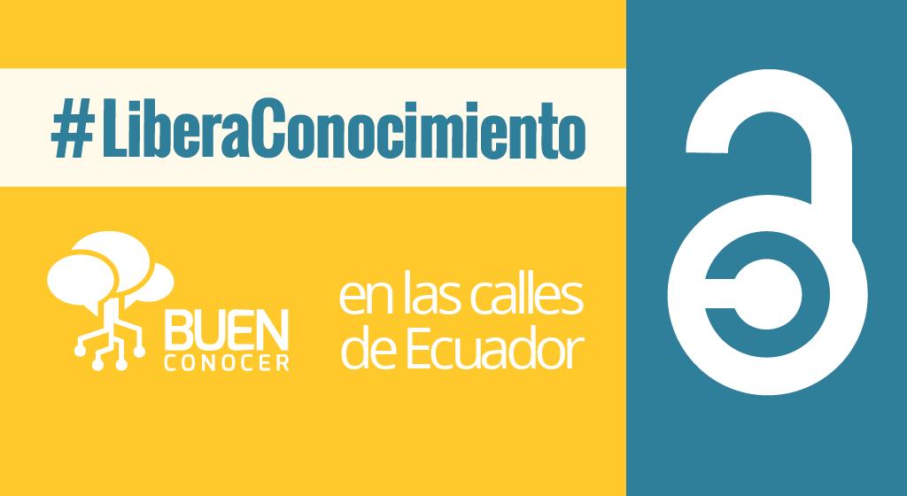 Resumen acciones del Buen Conocer 2015 – 2017